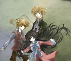 Pandora Hearts by Purring-M