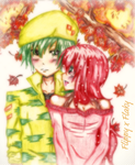 Happy Tree Friends - An Autumn Memory by TomatoKittyxx