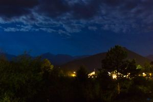 Mountain Moonbeams by sequential