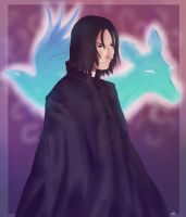 -EDITED- Severus Snape Prince by Soul-Rokkuman