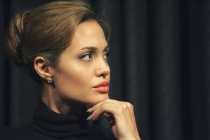 Angelina Jolie 6 by ArtSlash13