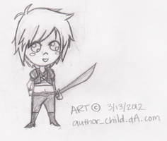 NATHAN FANART by author-child