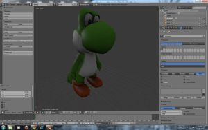 Yoshi almost finished by sav8197