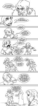 Lady Aeducan Explains it All by savagesparrow