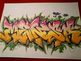 Another Sketch by M3nsa