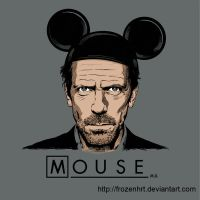 Mouse by FrozenHRT