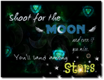 Shoot for the Moon {banner} by epicitaly
