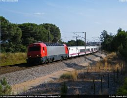 CP5601_IN311 SudEx_Entroncamento_230812 by Comboio-Bolt