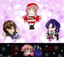 Christmas Angel Lacus by Prince-in-Disguise