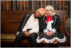 Diabolik Lovers: Falling Asleep by CosplayerWithCamera