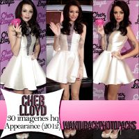 Photopack 117: Cher Lloyd by PerfectPhotopacksHQ