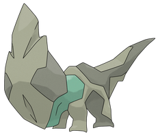 #??? Baulder by Smiley-Fakemon