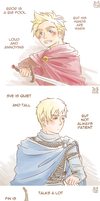 [APH Nordic] What they are to me by Enbi-to-Miruku