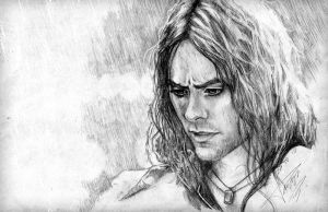Jared Leto - Mr. Nobody by TatianaLarina