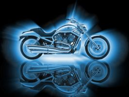 harley davidson by jey-steell