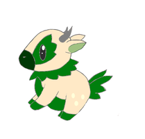Grass Starter-Twigoat by Orbzap