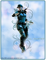 Jill Valentine by Lilith-Winchester