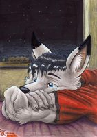 I'm so sad sometimes...-fin- by Demi-Beast