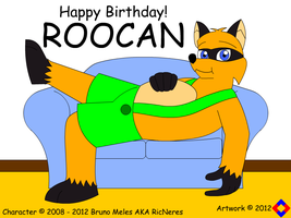 Roocan 2012 by NS-Games