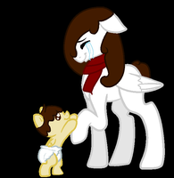 Mother and Son - Terrible Things by xxTornWorldxx