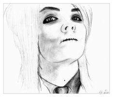.Gerard Way by visual-sick