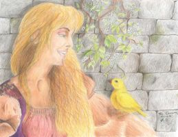The Canary Prince by vixetra
