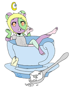 Cup of Camomile? by Culinary-Alchemist