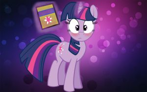 TWILIGHT AND BOOK by AngelCARMINE