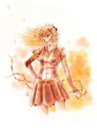 Sailor Venus by AdryLavi