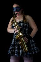 2014-04-26 Blue Sax 03 by skydancer-stock