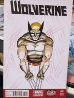 Wolverine Cover CCEE 2014 by RadPencils