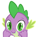 really cute spike by kuren247