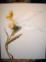 Tinkerbell by LilyDraconis