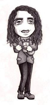 Tiny Tim Chibi by InstilledPhear