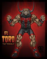 El Toro the Terrible by Revelationchapter9