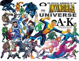 Invincible Universe 01 by Roboworks