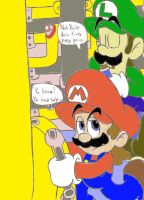 Mario Bros. Plumbing Service by metaEAT