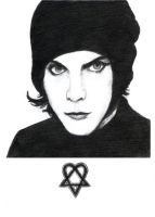 Ville Valo by JonXDream