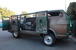 Chevy Van Rat Rod by DrivenByChaos