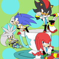 K-ON SONIC 2 by DawnHedgehog555