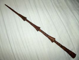 The First Brothers Wand by moptop4000