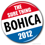 BOHICA 2012 - The Sure Thing by gonzoville