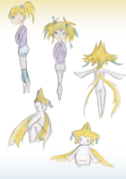 Jirachi TF by Luxianne