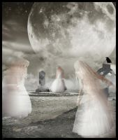 Dance of ghosts by MorbidMorticia