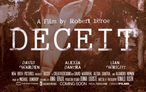 Deceit Movie Poster Template by loswl