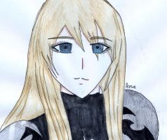 Request, Claymore _ Galatea by SpongePersa