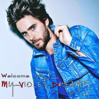 New ID: Jared Leto by my-violet-dreams
