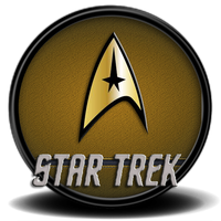 Star Trek Badge Icon by wallybescotty