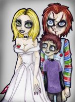 The Ray Family XD by Zombie-Pip