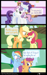Comic Block: Like Proud Parents by dm29